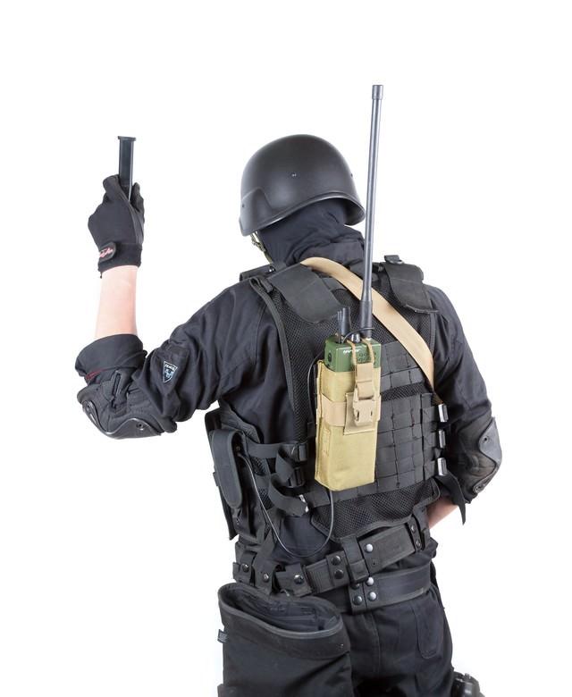 弾薬(Ammunition)のハンドサインの写真
