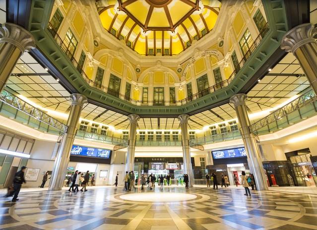 東京駅丸の内南口の写真