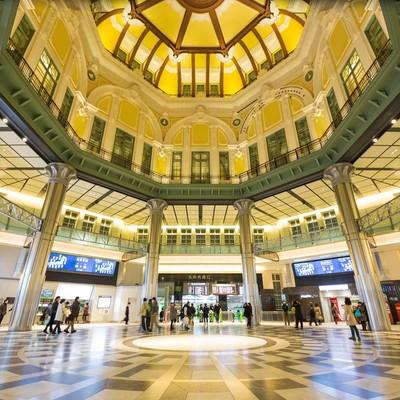 「東京駅丸の内南口」の写真素材