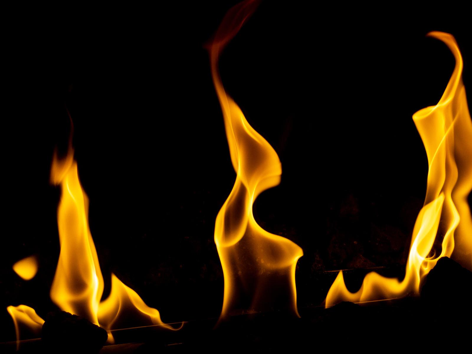 「弱火」の写真