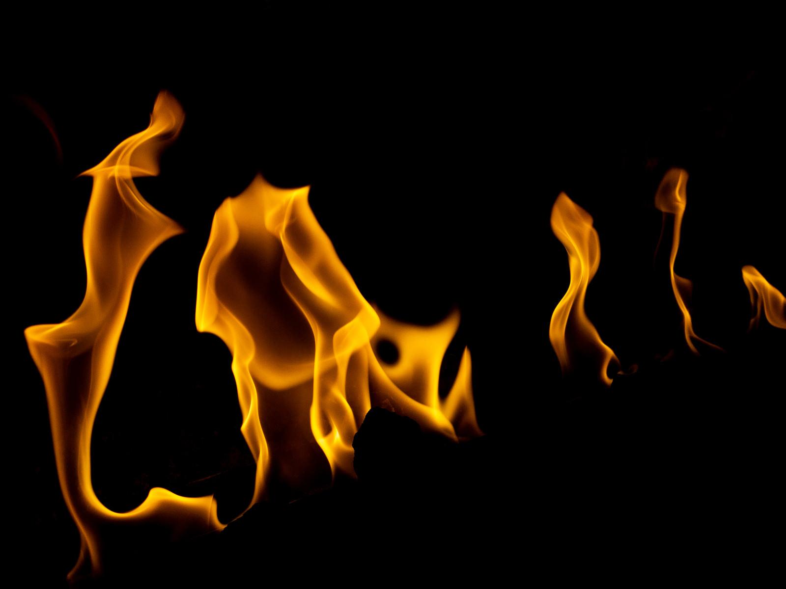 「火力アップ」の写真