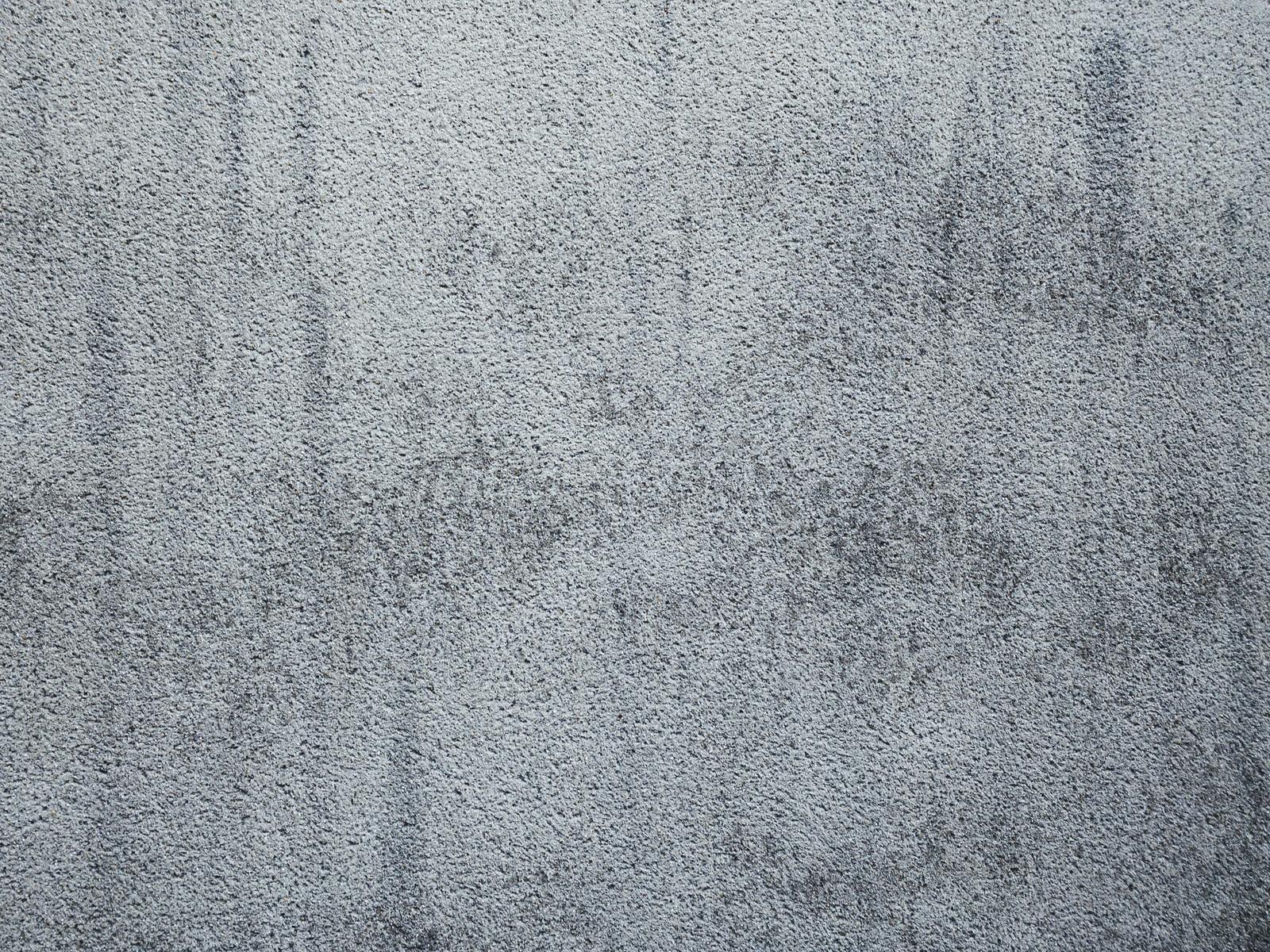 「シミの付いたコンクリート壁(テクスチャ)」の写真