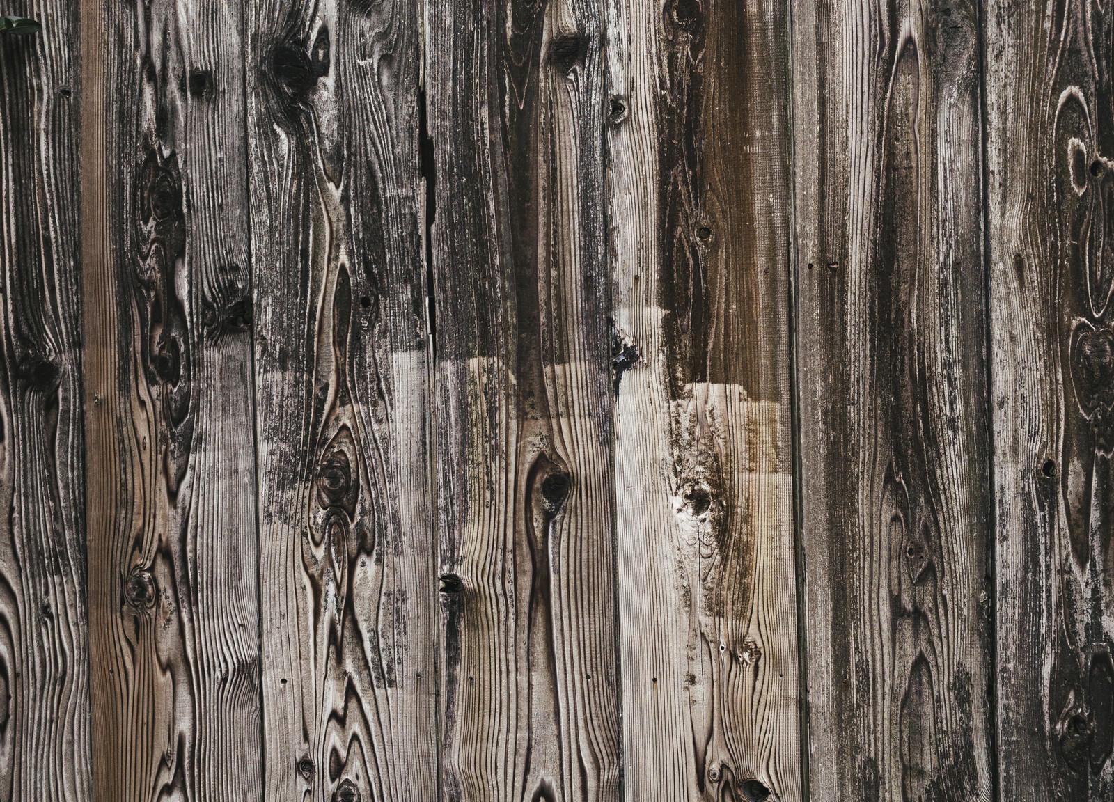 「木の板(テクスチャ)」の写真