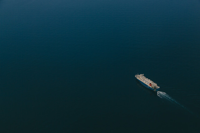 Nice ferry.の写真