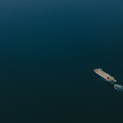 「Nice ferry.」の写真素材