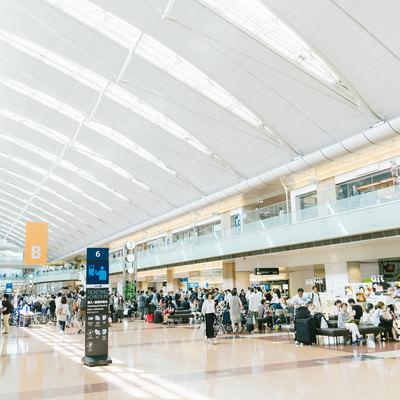 羽田空港第2ターミナルの写真