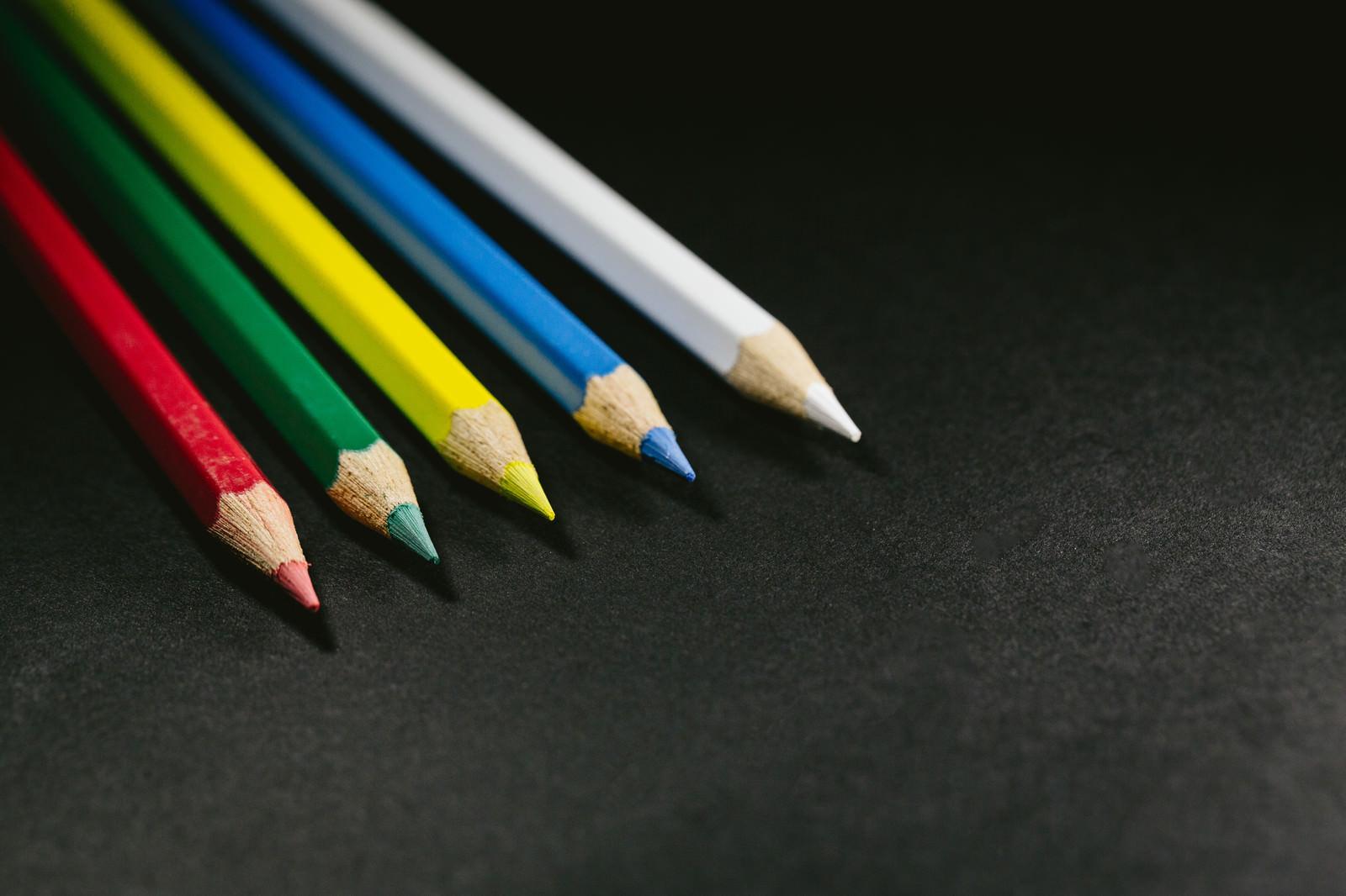 「5人5色」の写真