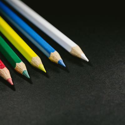 5人5色の写真