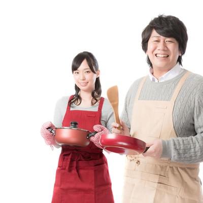 「新しいレシピでヒット商品を生み出す食品メーカーの商品開発」の写真素材