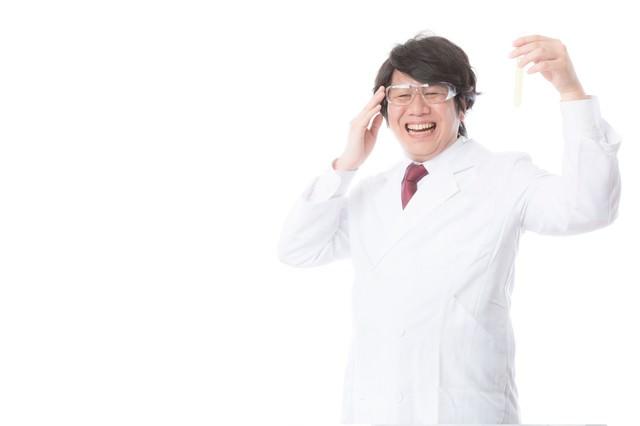 研究結果に大満足の臨床開発コンサルの写真