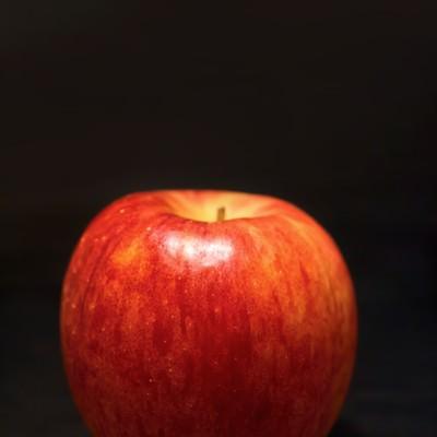 まんまる林檎の写真