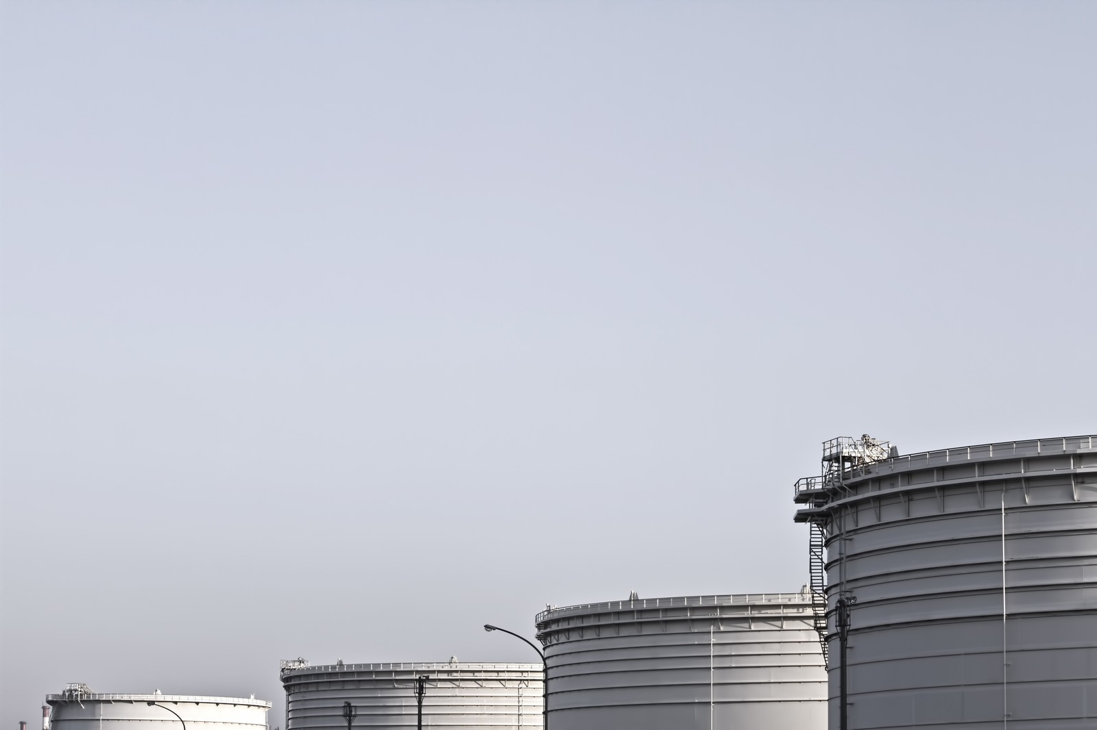 「重油タンク」の写真