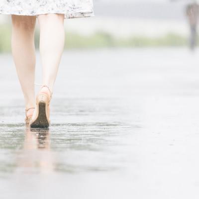 お天気雨の写真
