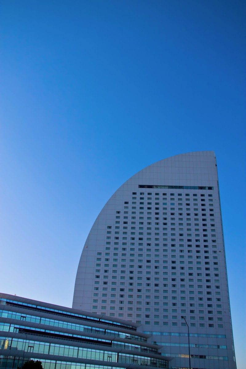 「インターコンチネンタルホテル」の写真