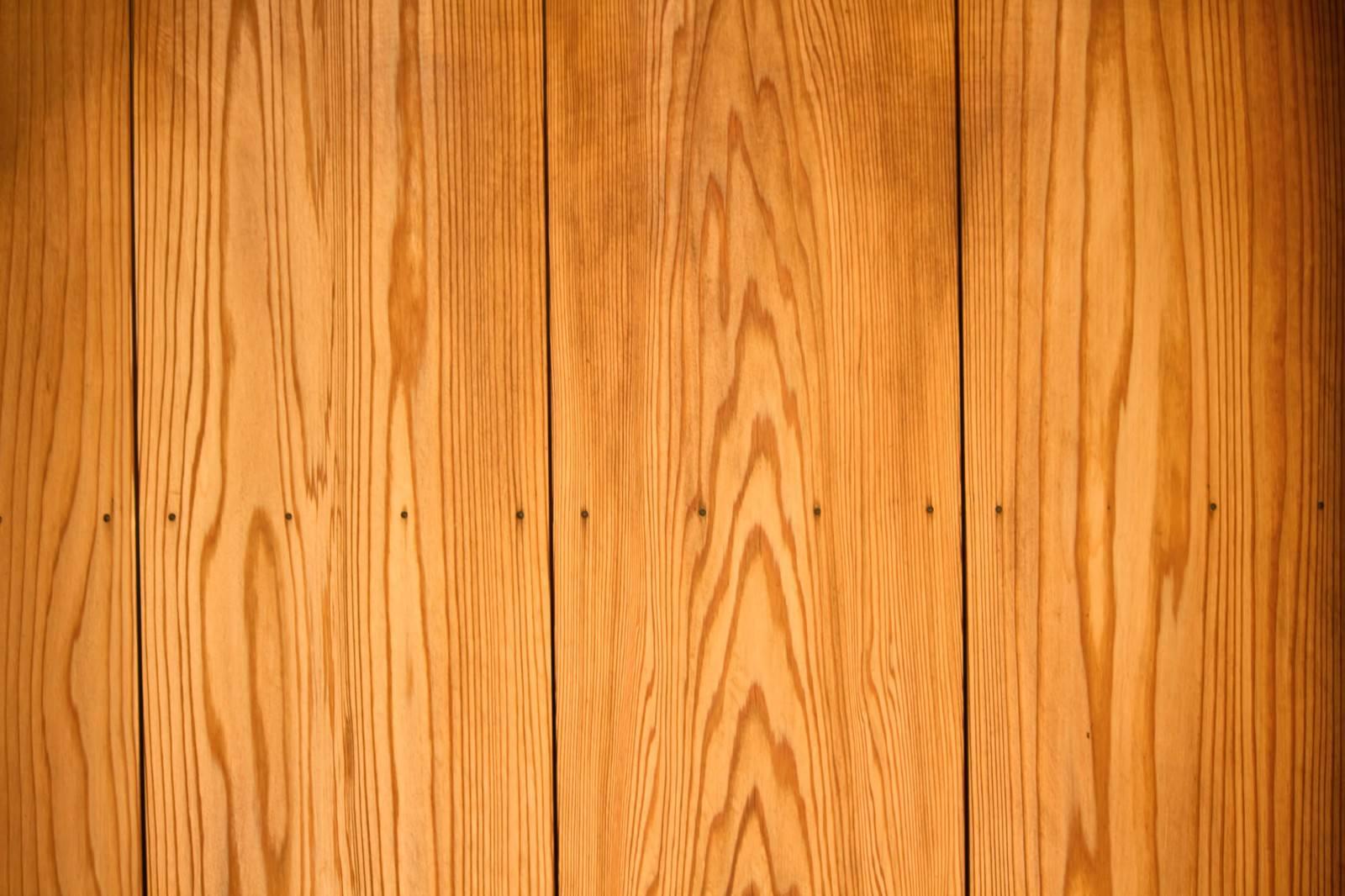 「木目の板」の写真