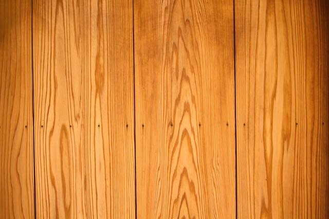 木目の板の写真