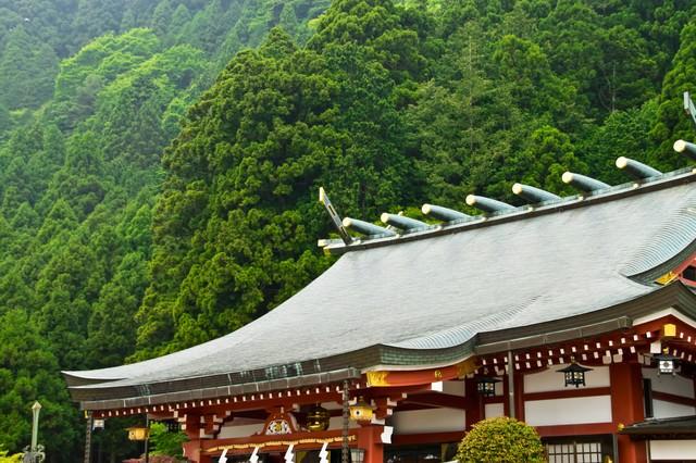 大山阿夫利神社の写真