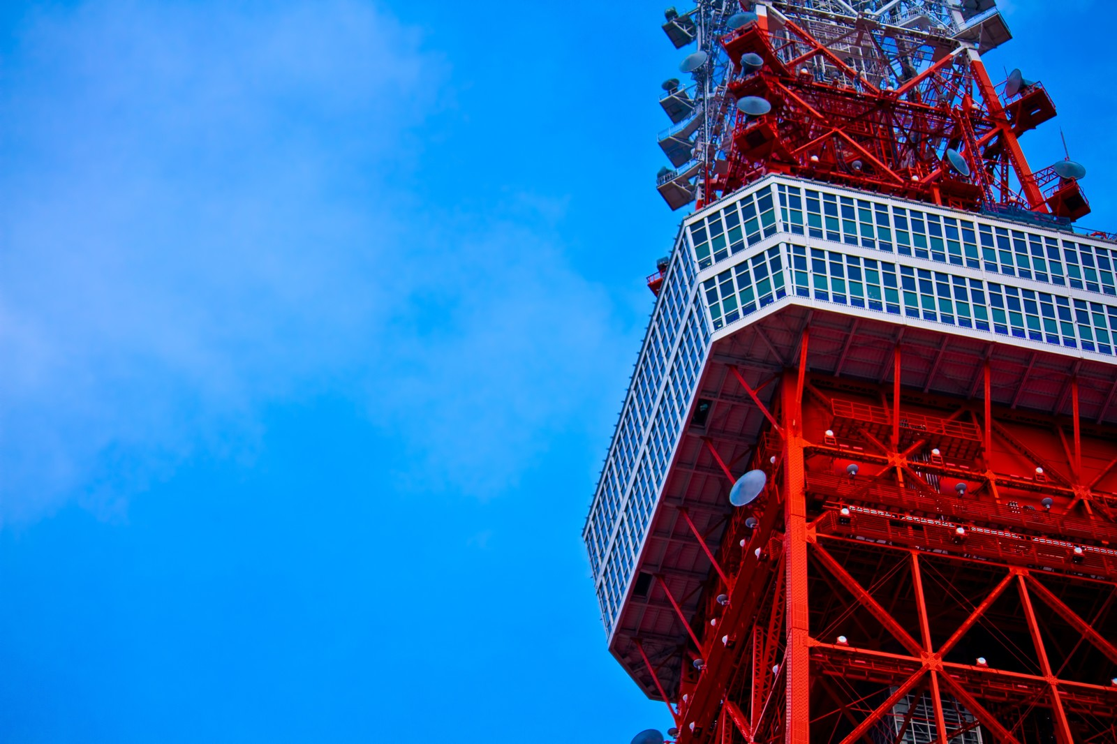 「東京タワー展望」の写真