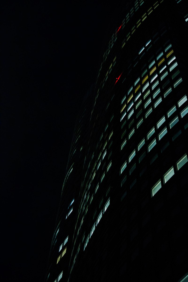 「眠らない六本木ヒルズ」の写真