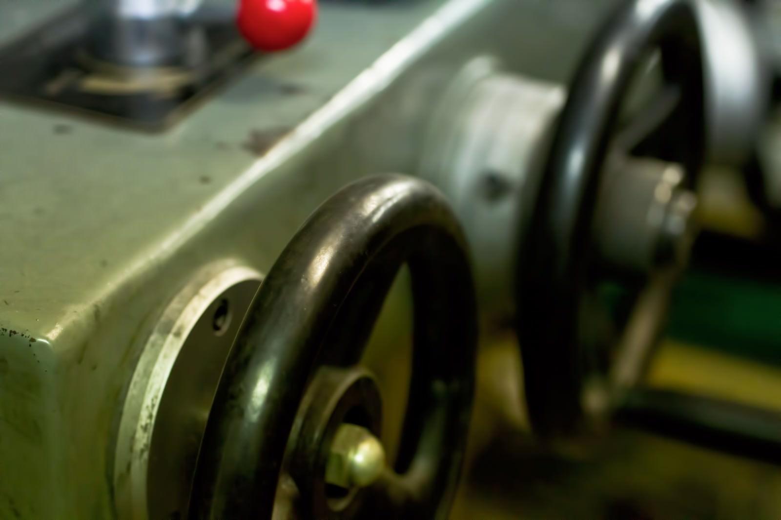 「汎用機のハンドル | 写真の無料素材・フリー素材 - ぱくたそ」の写真