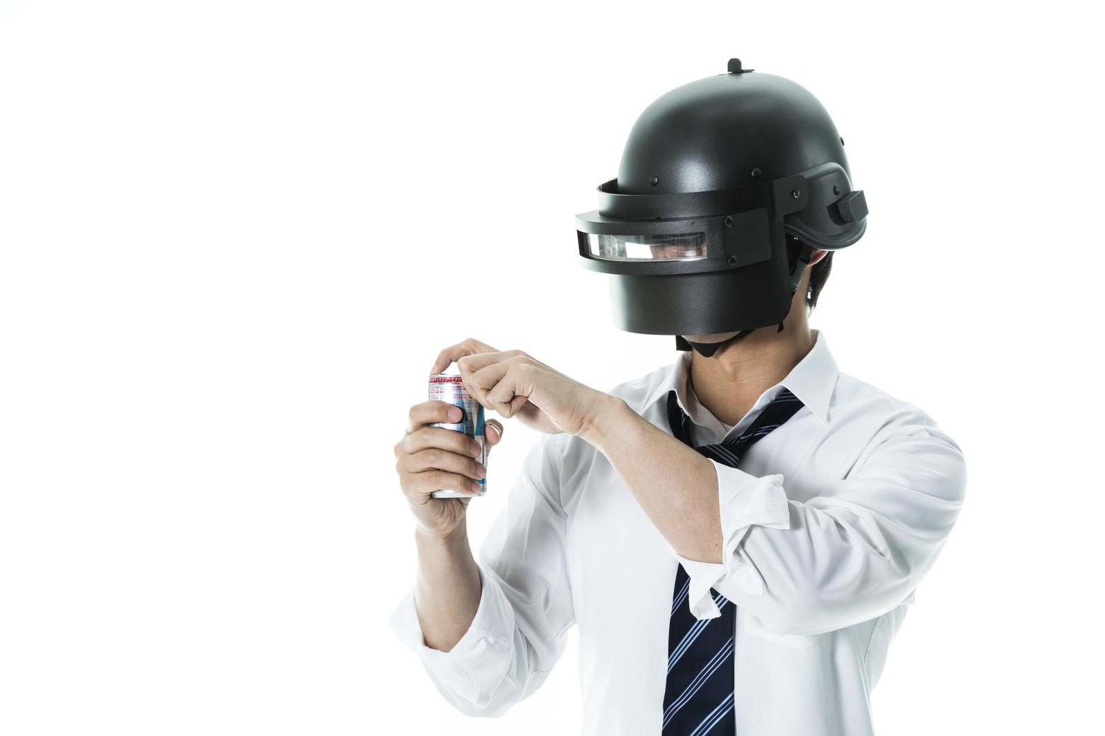「ブーストゲージを上げるプレイヤー」の写真