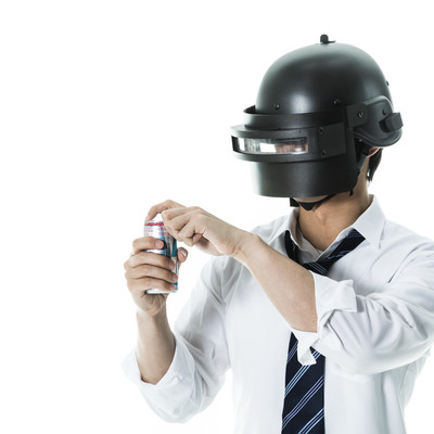 ブーストゲージを上げるプレイヤーの写真
