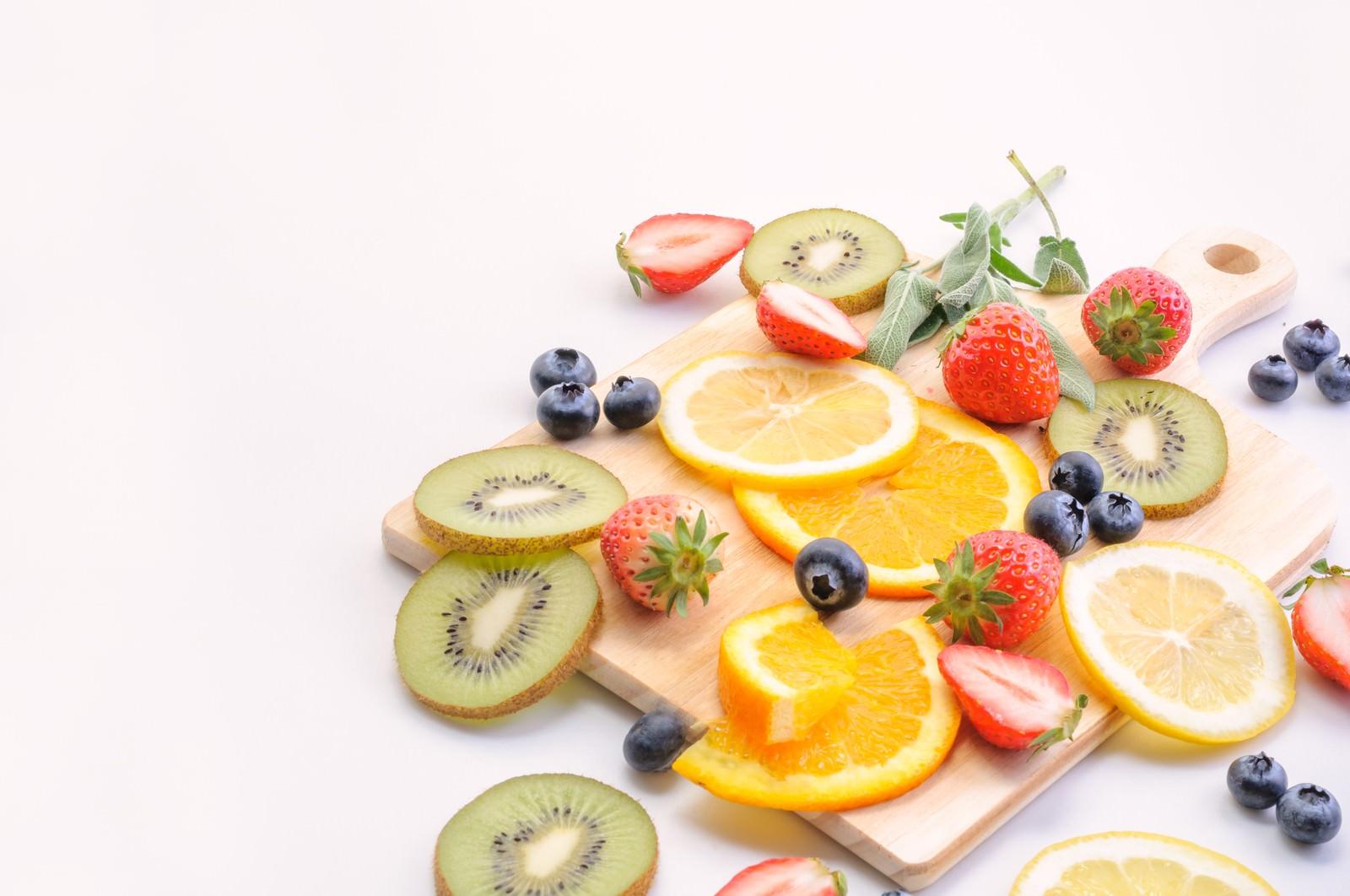 「美味しいフルーツ(マット)美味しいフルーツ(マット)」のフリー写真素材を拡大