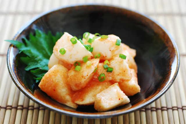 明太山芋の写真