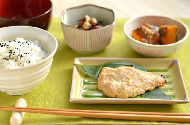 西京定食の写真
