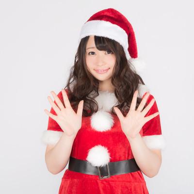 「クリスマスまであと10日!」の写真素材