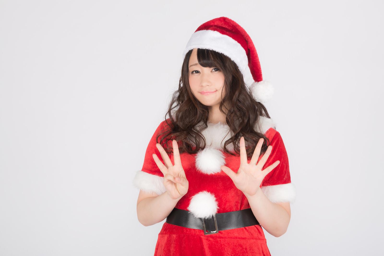 「クリスマスカウントダウン!あと8日」の写真