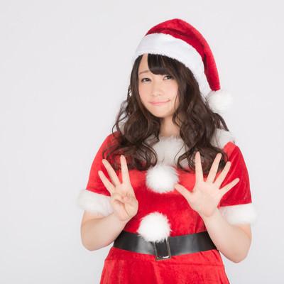 「クリスマスカウントダウン!あと8日」の写真素材