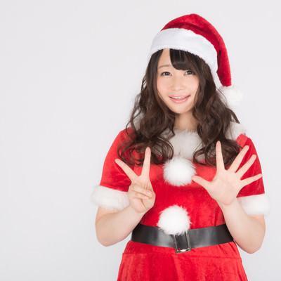 「クリスマスまであと1週間!プレゼントは準備した?」の写真素材