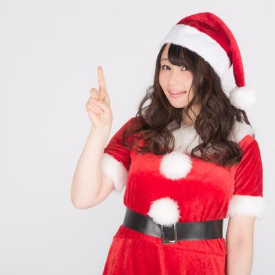 「クリスマスまであと1日!素敵な1日でありますように!」の写真素材