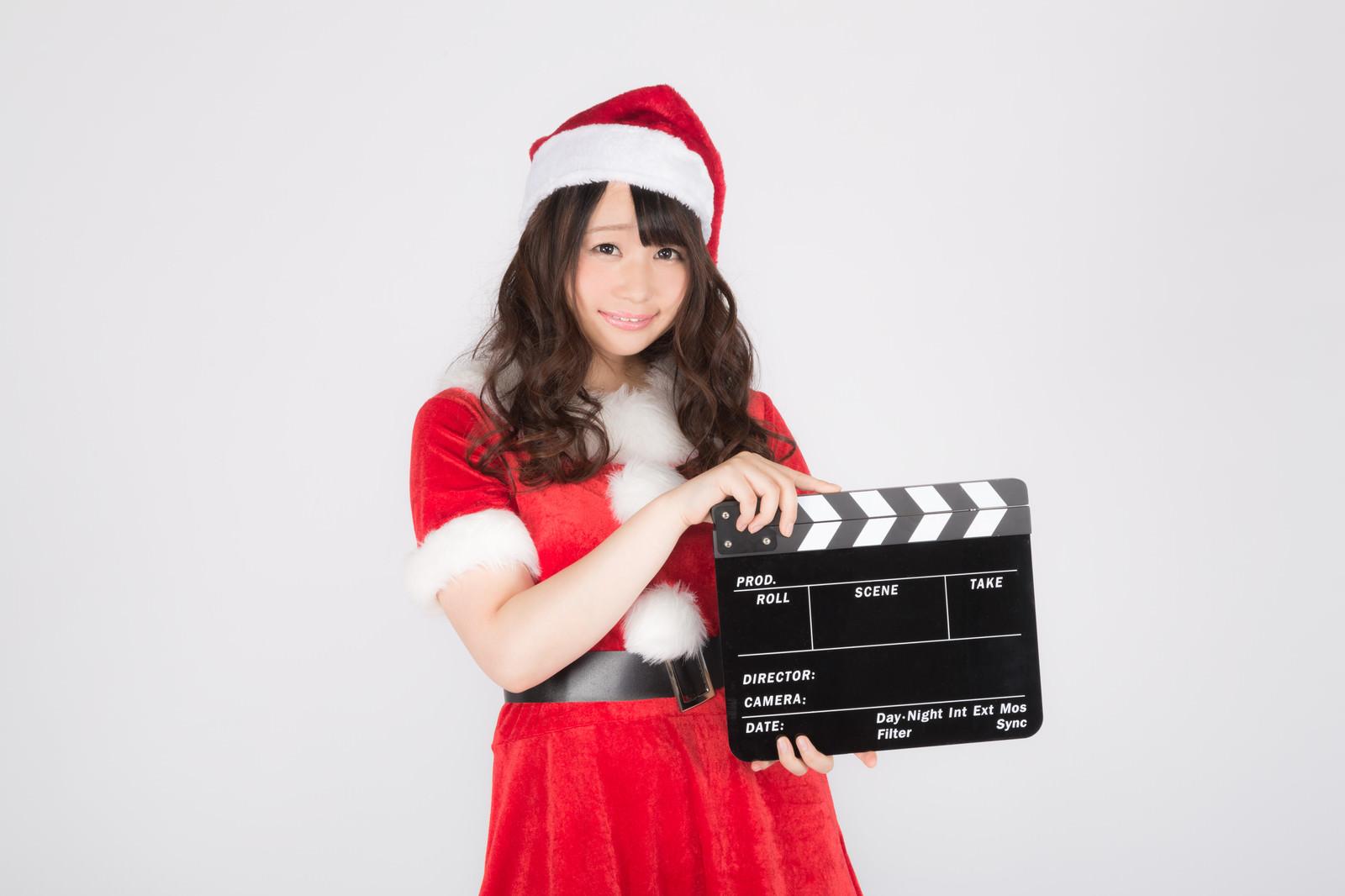 「クリスマススタート!」の写真[モデル:茜さや]