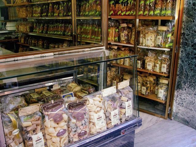 パスタ専門店(イタリア)の写真