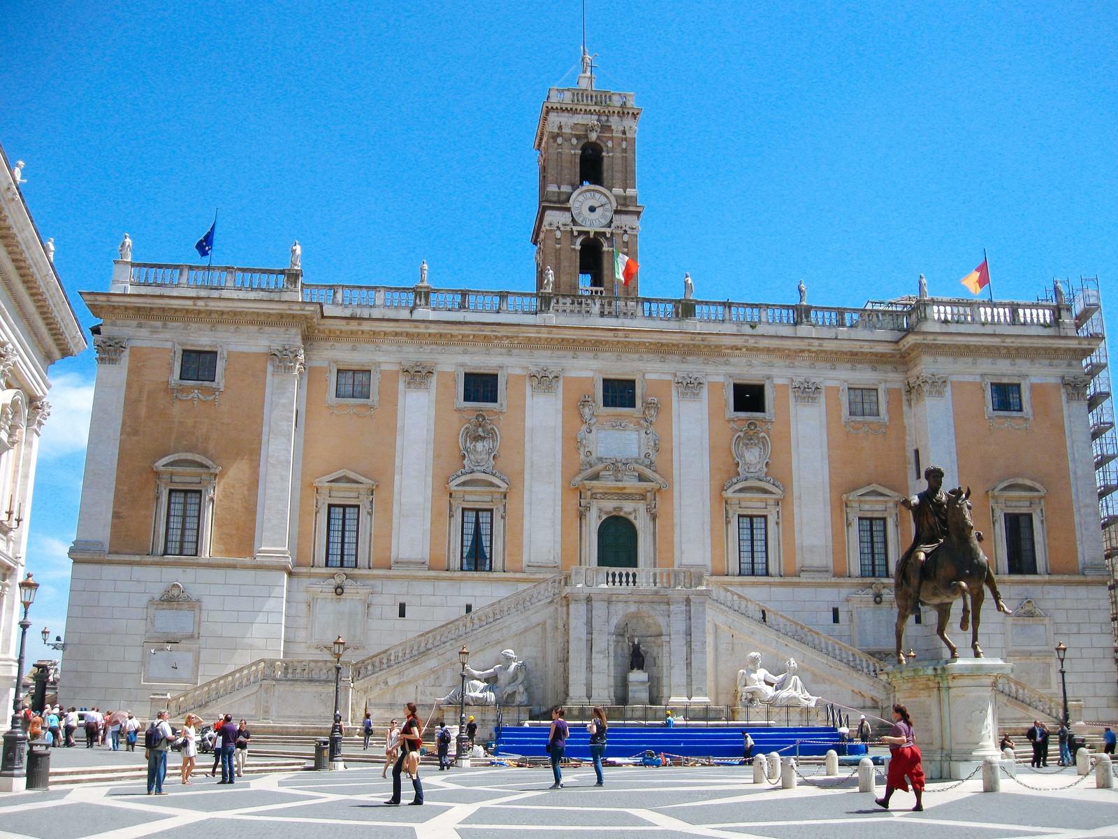 「ローマの美術館(イタリア)」の写真