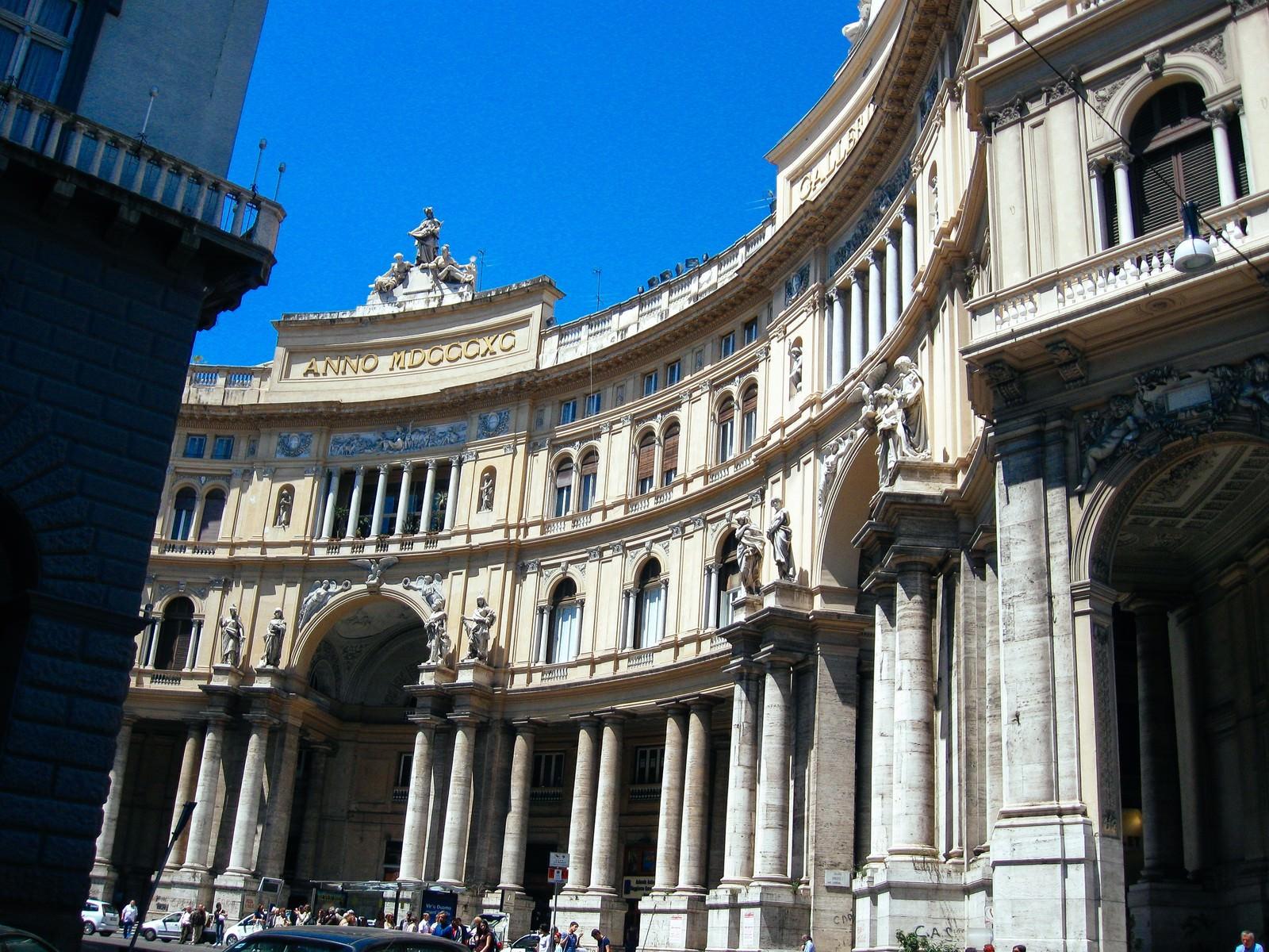 「イタリアの建造物」の写真
