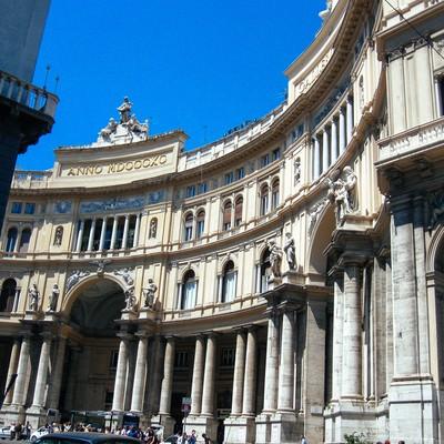 イタリアの建造物の写真