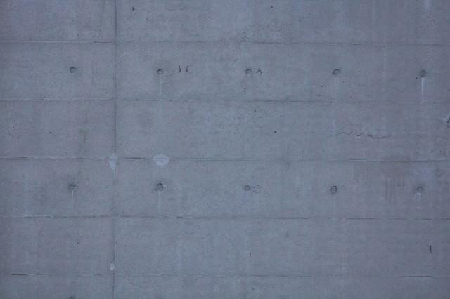 コンクリートうちっぱなし(テクスチャ)の写真