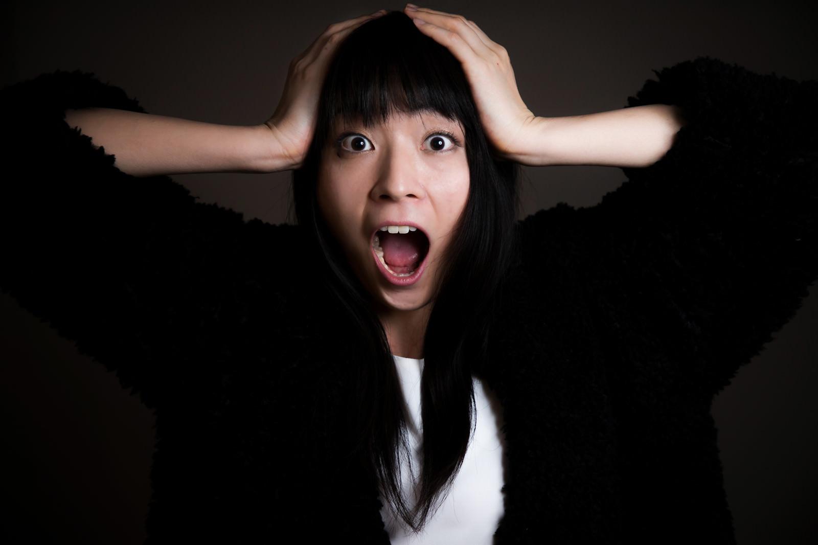 「あ゛あ゛あ゛あ゛あ゛あ゛あ゛あ゛あ゛あ゛あ゛あ゛!!!!あ゛あ゛あ゛あ゛あ゛あ゛あ゛あ゛あ゛あ゛あ゛あ゛!!!!」[モデル:たけべともこ]のフリー写真素材を拡大