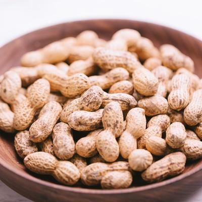 「ピーナッツ」の写真素材