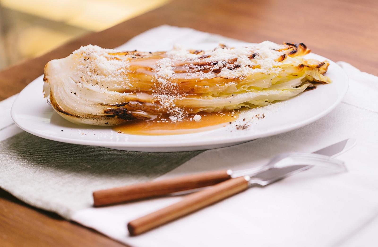 「白菜を丸ごと使ったレシピ」の写真
