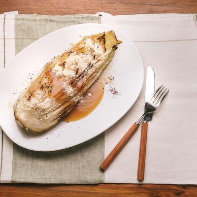 「白菜を使ったヘルシーメニュー」の写真素材