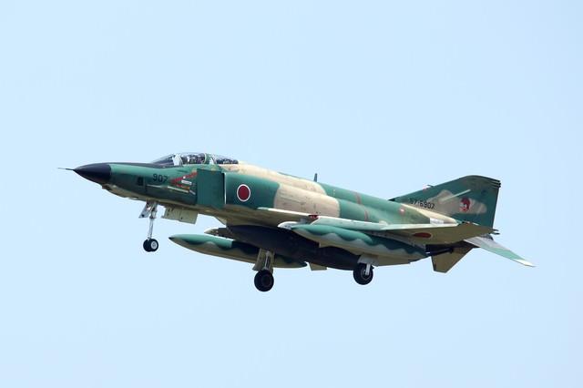 RF-4E偵察機の写真