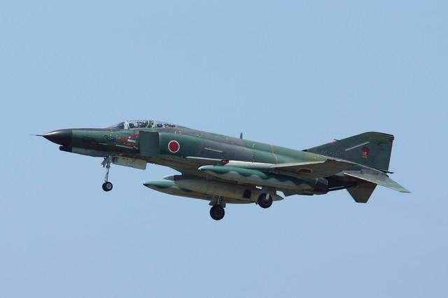RF-4EJK 戦闘機の写真