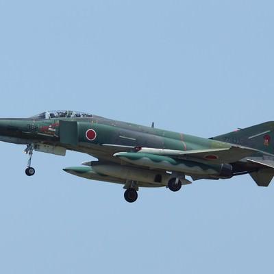「RF-4EJK 戦闘機」の写真素材