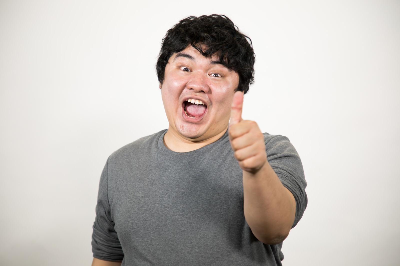「バッチリOK!LGTMに使いやすい男性エンジニアの画像」の写真[モデル:段田隼人]