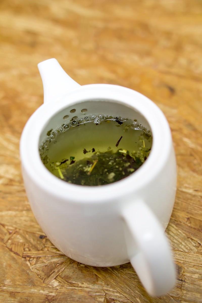 「緑茶」の写真