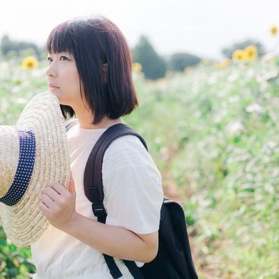 「夏の出来事」の写真素材